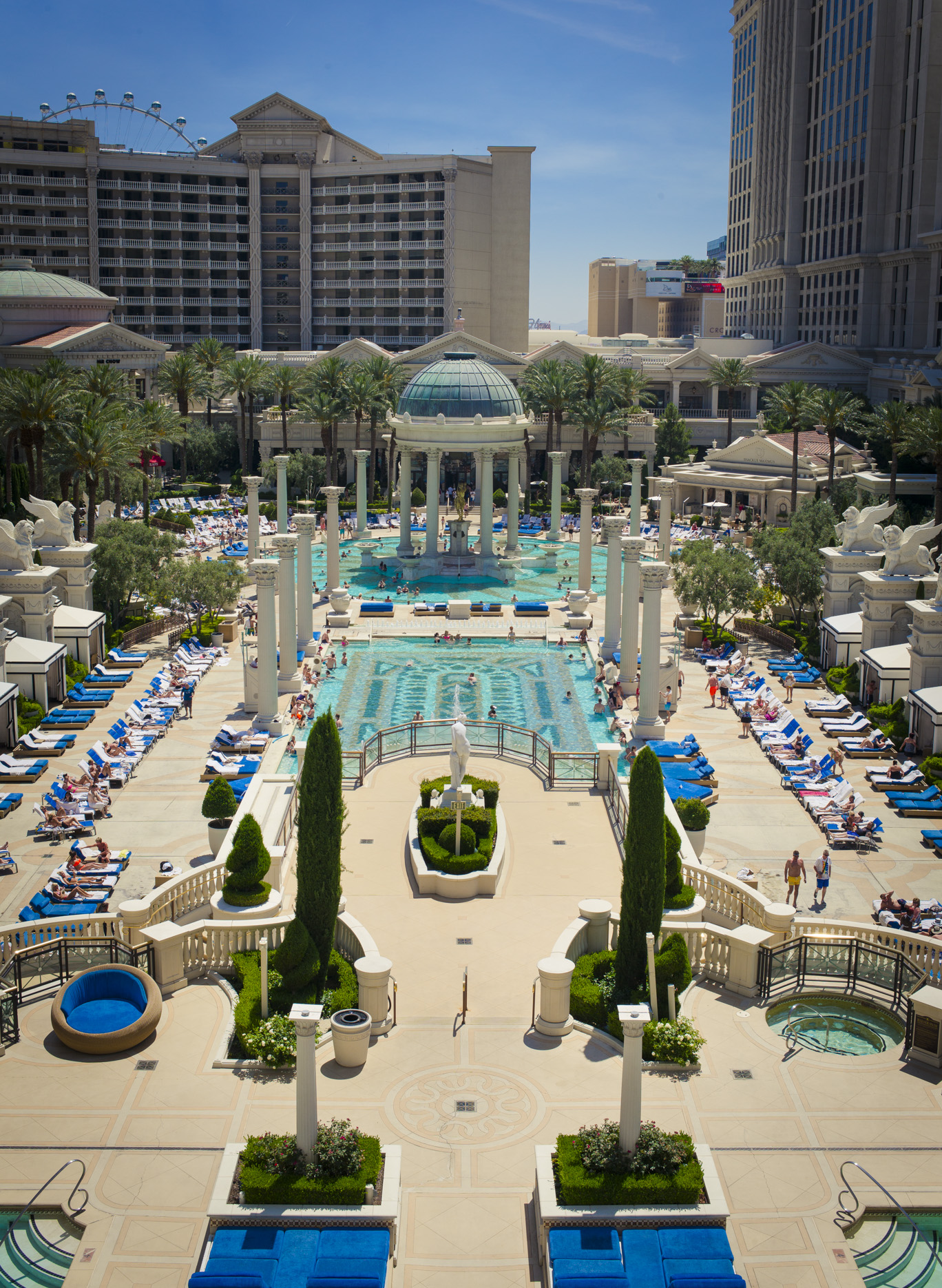 jeff-green-caesars-pool