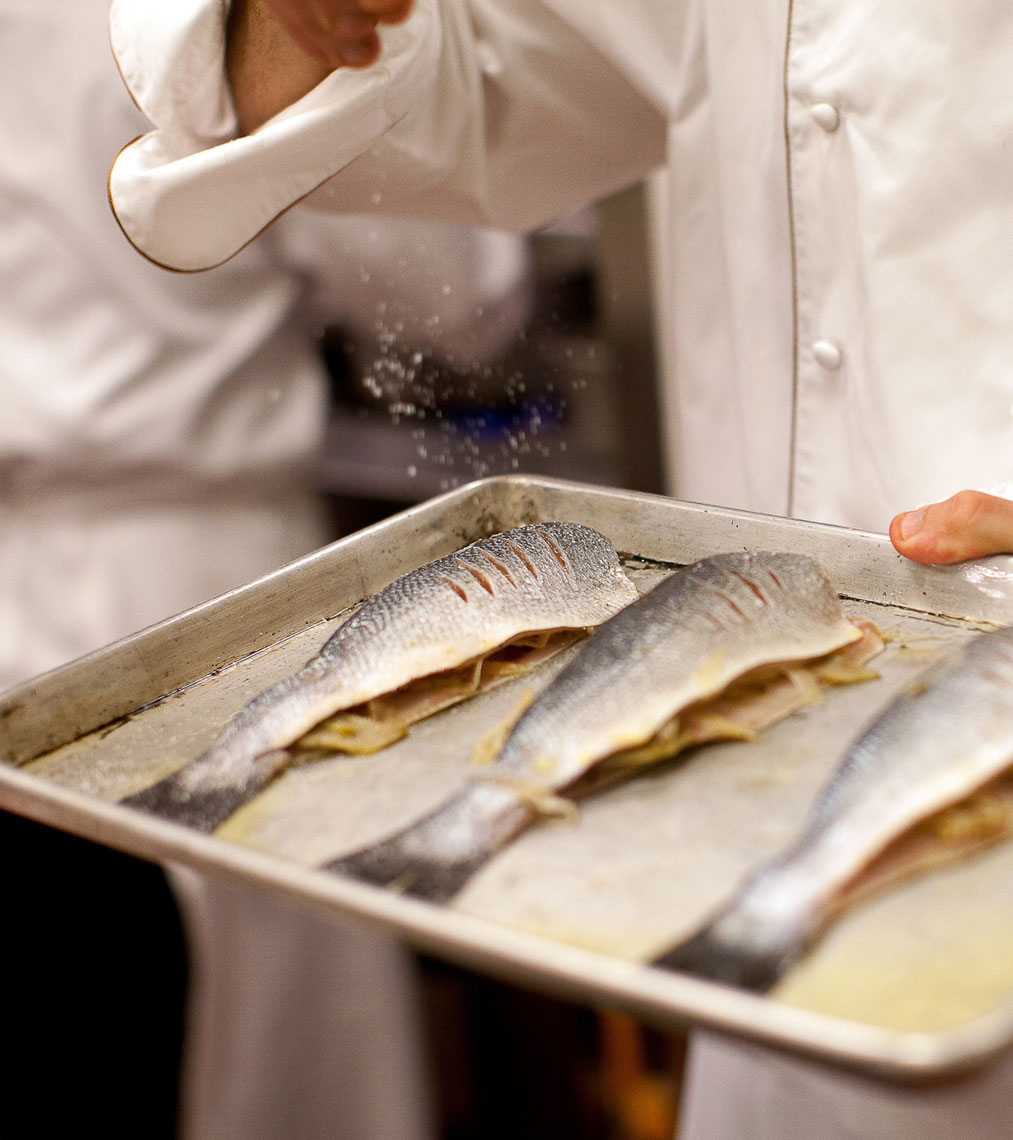 jeff-green-chef-preparing-trout