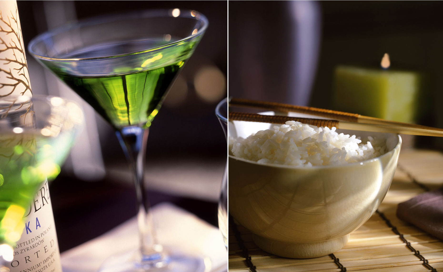 jeff-green-green-apple-martini-and-rice-bowl