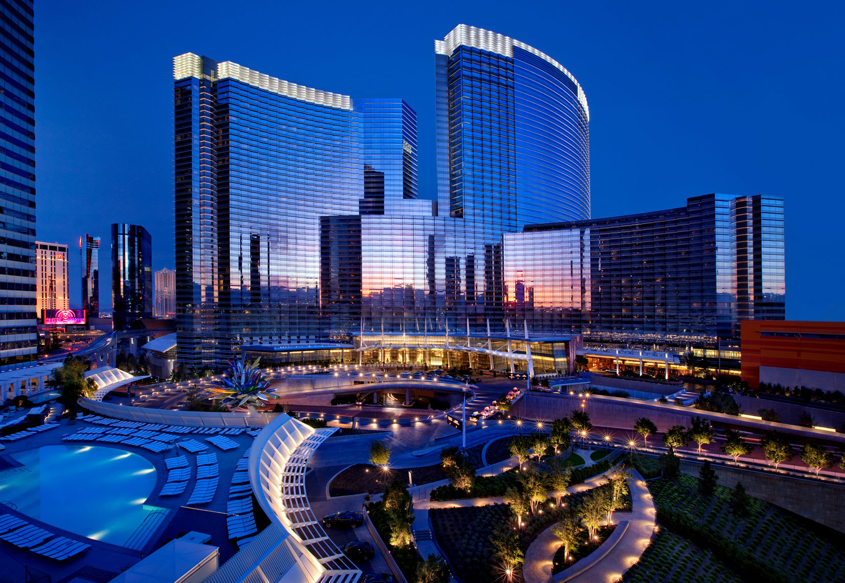 jeff-green-resort-exterior-aria-las-vegas