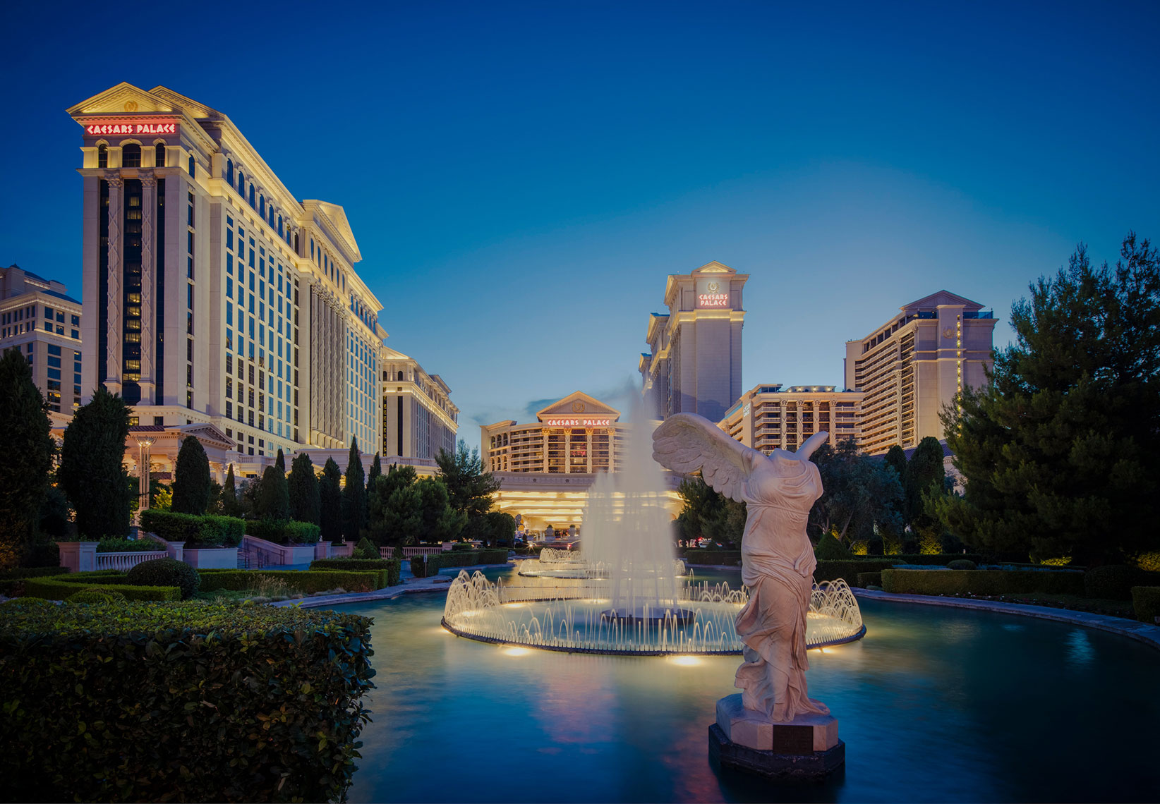 jeff-green-resort-exterior-caesars-palace-las-vegas